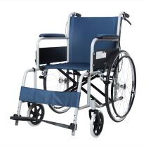 福仕得 钢制手动轮椅 81*28*90cm
