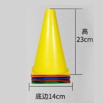 林胜 足球标志桶 23CM ((颜色备注))