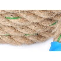 星加坊 拔河绳 30米  带钢丝成人户外趣味运动粗麻绳拔河绳战绳体能训练绳甩绳团健体育比赛攀爬绳活动绳子