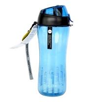 乐扣乐扣 LOCK&LOCK 便携式学生运动水杯 HLC628B 550ml (蓝色)