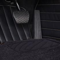 五福金牛 汽车脚垫 如家脚垫 大包围 (黑色)