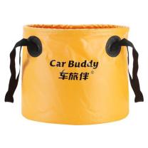 车旅伴 加厚PVC可折叠水桶 HQ-QX079 25L  5个/箱