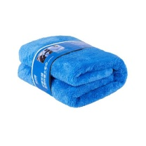 佳百丽 洗车毛巾 加厚 160*60 (蓝色)