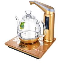 金灶(KAMJOVE) 全智能电茶壶自动加水茶具 电热水壶玻璃电热茶炉 G7  -GD