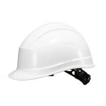 代尔塔 DEITAPLUS 安全帽 102008 (白色) (下颌带需另配)