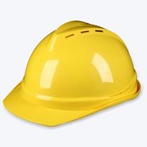 重安 CHONG AN 安全帽 78A型 (黄色) 配防近电报警器