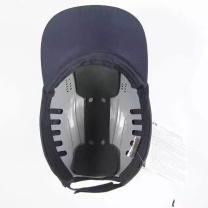 代尔塔 DEITAPLUS 工程安全帽 102010 COLTAN(COLTABL) 减震 防砸 防撞 (海军蓝色) 标准版半透气