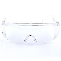 3M 访客用防护眼镜 1611hc  (透明镜架 透明镜片 防刮擦 防辐射/防蓝光)