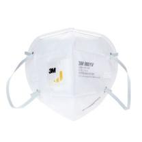 3M 自吸过滤式防颗粒物口罩 9001V  25个/盒 (耳戴式口罩)