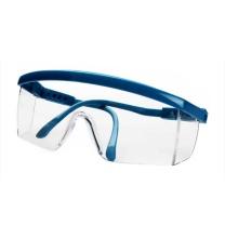 3M 经济型防护眼镜 1711  (蓝色镜架 镜片为防刮擦涂层)