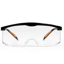 霍尼韦尔 honeywell S200A亚洲款防护眼镜 100110  (黑色镜架 透明镜片 防刮擦 防雾 防辐射/防蓝光)