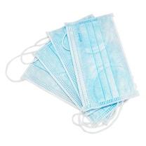 迪赛姆 一次性医用口罩 17.5cm*9.5cm,10支/包 (蓝色)