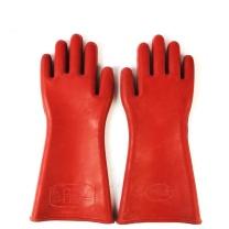 双安 12KV高压橡胶 绝缘手套 单位:付
