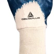 代尔塔 DEITAPLUS 防护手套 201150 NI150 均码  (耐油)