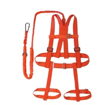 跃华 yuehua 五点式全背单绳安全带 YH-036
