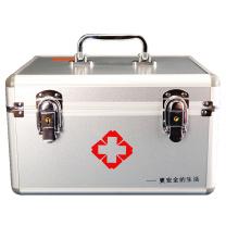 科洛 CROR 科洛 小型急救箱 ZE-L-006A 280mm×180mm×170mm (闪银色)