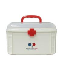 科洛 CROR 科洛 家庭医疗箱 JS-S-022A 337mm×240mm×192mm (白色)