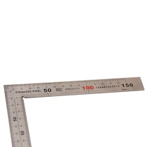 长城精工 1L系列平扳角尺(拐尺) 130550 250*500mm