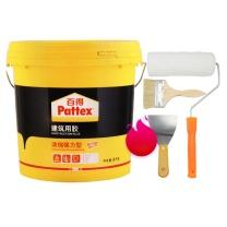 汉高百得 Pattex PC50 建筑用胶 浓缩强力型 108胶 界面剂 墙固腻子胶 粘接力优异 适用范围广 墙固 8kg