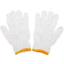 赛拓 600g棉纱手套1副装防护手套劳防劳保用品 2080 1副装  (此价格不含运费)