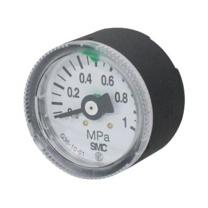 SMC压力表,G36-10-01,18寸,调压范围0-1.0Mpa