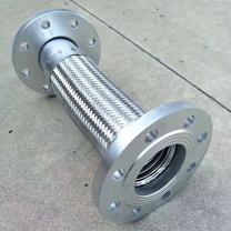 晨光 M&G 不锈钢金属软管 16JRH40FRJA/FRJA-500 两端DN40松套法兰:0.5米根