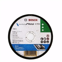 博世 BOSCH 实用系列磨切片金属研磨 100mmx6  2608601317