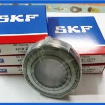 SKF 进口精密轴承 6210-2RS