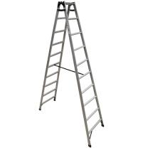 稳耐 稳耐Keller铝合金双侧梯 210CN 296*64*155cm (银色) 1台/包