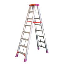 信霆 加厚铝合金人字梯工程梯2.5米(把) XT-RZ01
