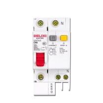 德力西 小型漏电保护器 DZ47sLE 1P+N C 40A  DZ47SLEN1C40