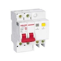 德力西 小型漏电保护器 CDB6LEI 2P C型 32A  CDB6LEI2C32