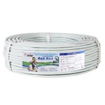 远东电缆 FAR EAST CABLE 铜芯护套软线 RVV4*1.5 (白色)