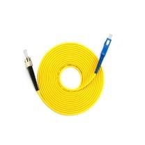 汤湖 光纤跳线ST-SC网线 TH-D111 单模单芯3米