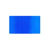 3M 反光膜 4095(蓝色) 1.219m*45.72m  全棱镜钻石级