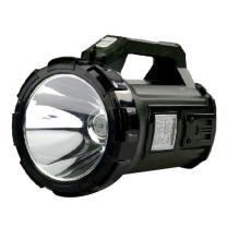 雅格 LED强光手电筒/充电式手提灯/探照灯 YG-5701 10W