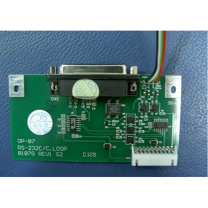 英展 串口卡 RS232  (搭配英展称重控制器EX2001)
