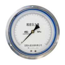 大成仪表 精密压力表 YB-150ZT*40MPa*0.4级