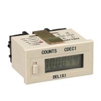 德力西 超小型电子计数器 CDEC1-8VH DC36V