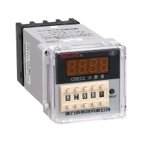 德力西 电子式计数器 CDEC2-11 AC110V 1-999900