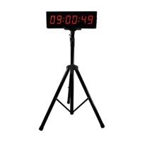 杰森洛克 LED计时器 JI6D-1.5R 4英寸4位 49*16cm (黑色) 含三脚架