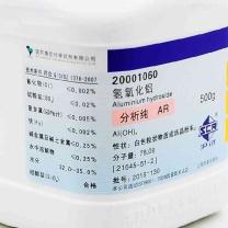 氢氧化铝分析纯AR 500g/瓶