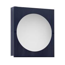 摩恩 镜柜 BC3006-002BL 775*140*735mm (深邃蓝) 夏格系列 材质:实木纤维生态板 偏远地区:新疆、西藏、内蒙古等不可用