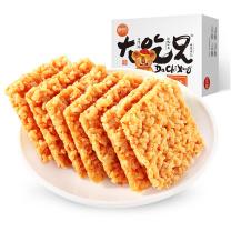 粮悦 大吃兄 糯米锅巴原味,独立小包装 12小袋/盒,400g/盒