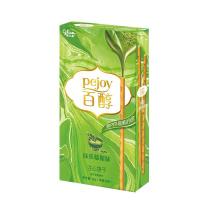 格力高 glico 百醇抹茶慕斯味48g  36盒/箱