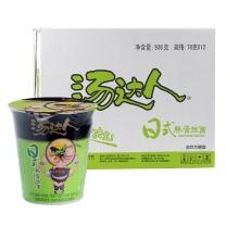 统一 汤达人 日式豚骨拉面 83g/杯,12杯/箱