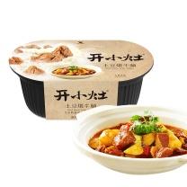 统一 开小灶自热米饭(土豆牛腩) 4盒/箱