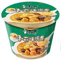 康师傅 Master Kong 香菇炖鸡面 经典  12桶/箱