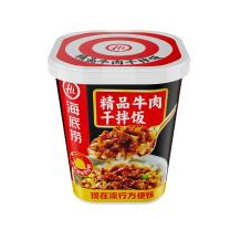 海底捞 精品牛肉 冲泡米饭 137g/盒 12盒/箱
