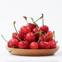 国产 运城大樱桃 净重2斤  两斤装,果径:26毫米